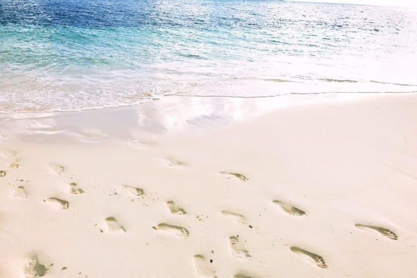 Ferie-herlighed og ø-hop